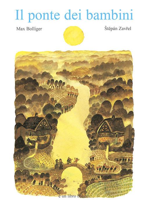 Copertina libro Il ponte dei bambini - Ed.Bohem Press -