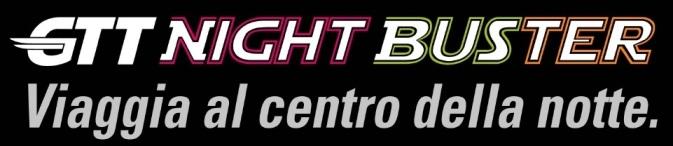logo GTT NIGHT BUSTER