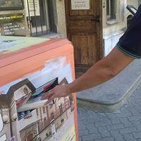 Box per la restituzione dei libri