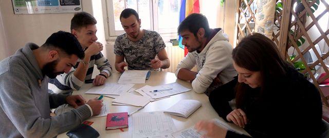 immagine dei ragazzi del servizio civile